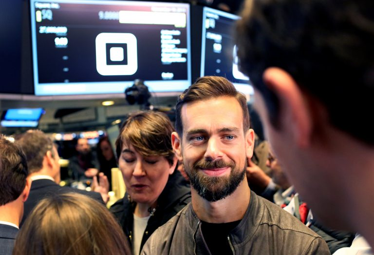 Square stock jumps after it launches its own bank