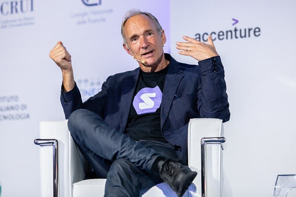 Tim Berners-Lee says 'too many young people' are excluded from web