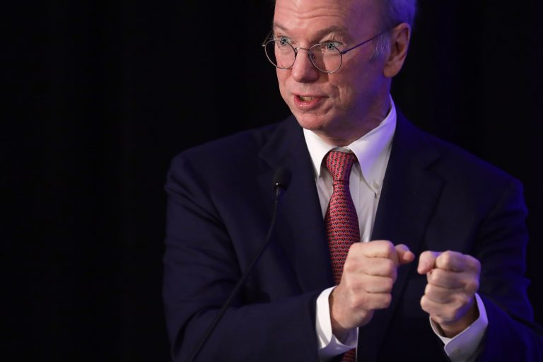 Eric Schmidt's National Security Commission on AI issues China warning