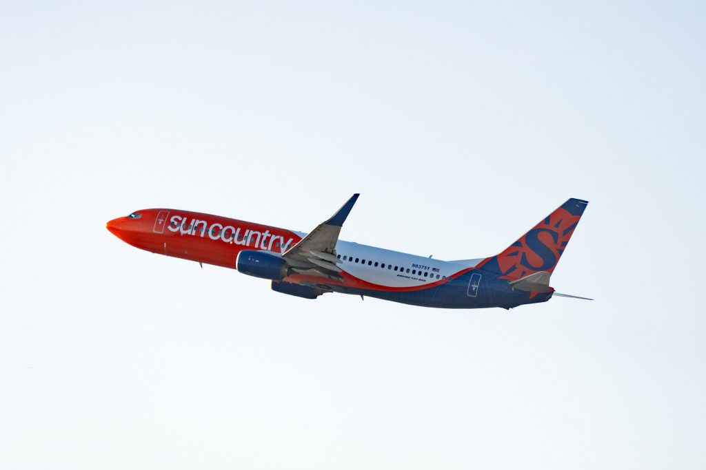 Sun Country Airlines raises $218 million in industry's first IPO since 2018