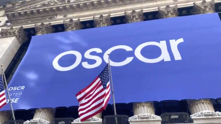 OSCR starts trading on NYSE
