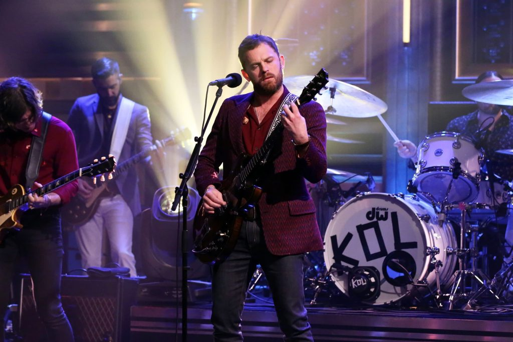 Kings of Leon to release album as NFT