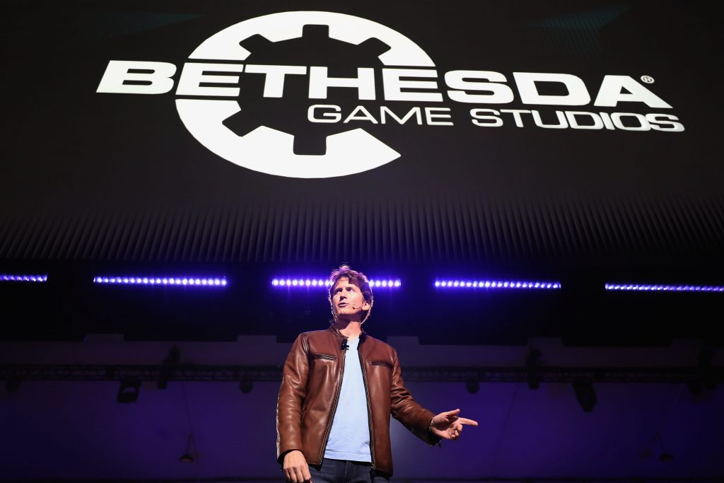 Microsoft closes Bethesda acquisition, aiming to take on Sony