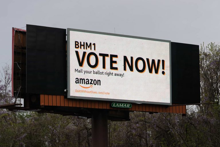 Why the Amazon union vote is taking so long and what could come next