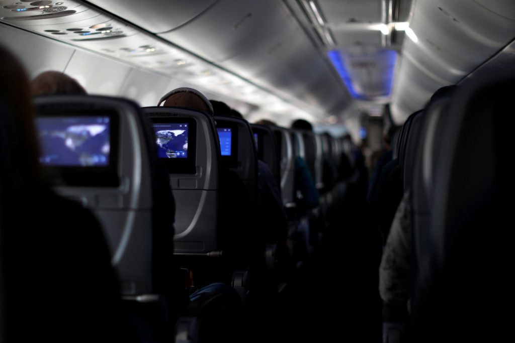 Delta to stop blocking middle seats on May 1