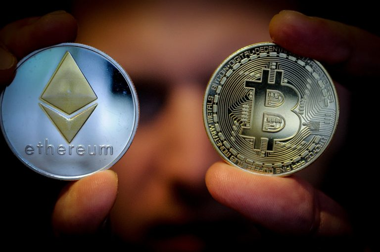Cryptocurrency market cap tops $2 trillion for the first time