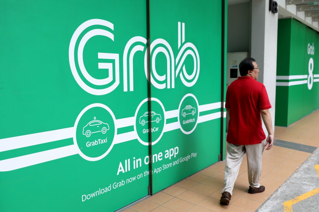 SoftBank-backed Grab agrees to go public in world's largest SPAC merger