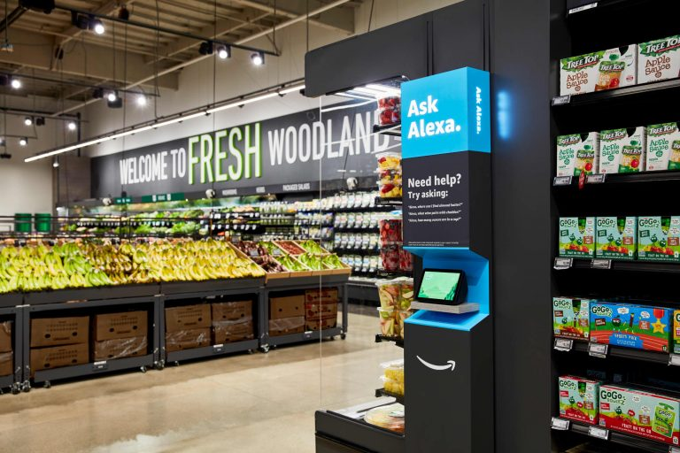 Amazon to open its first grocery stores on the East Coast